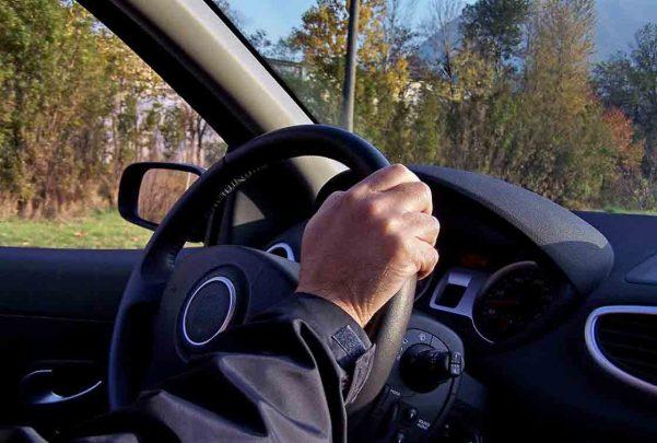 trafico conductor volante fatiga sueño