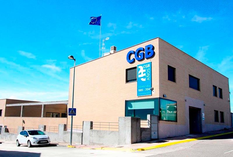 Las entregas se pueden realizar en la sede de CGB Informática, en Aldeatejada.