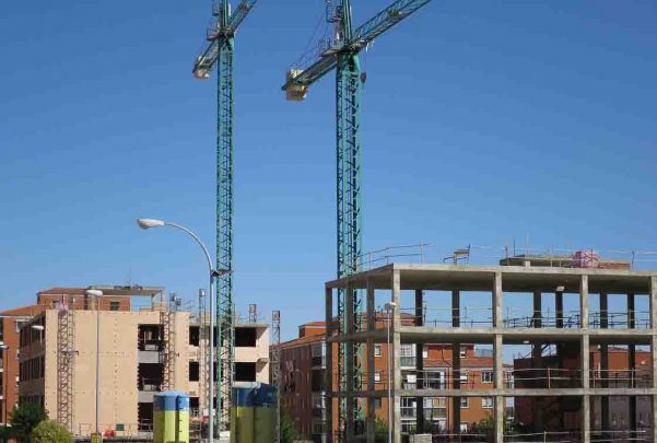 construccion obras vivienda pisos en salamanca