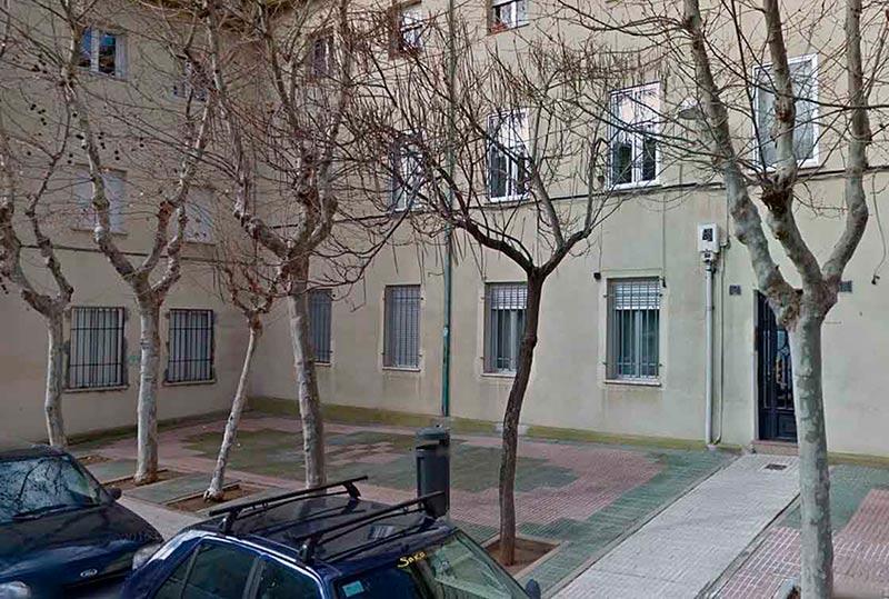 Los hechos ocurrieron en la calle Jardineros, en el barrio Vidal.
