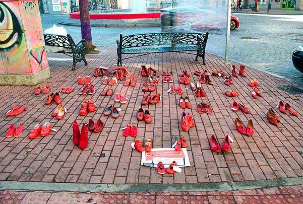 la del en Rivas Oeste Noelia zapatos Fotos Los Plaza rojos qXUOTwt