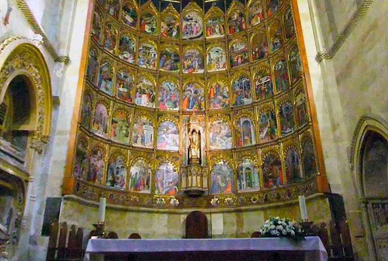 catedral vieja presbiterio