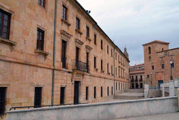 La Usal remodelará el comedor de Peñuelas y el antiguo San Bartolomé ...
