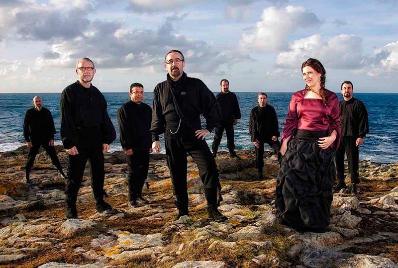 Luar na Lubre llenará el Liceo de música celta el 11 de marzo.