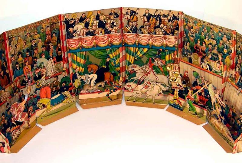 casa lis libros gran circo internacional
