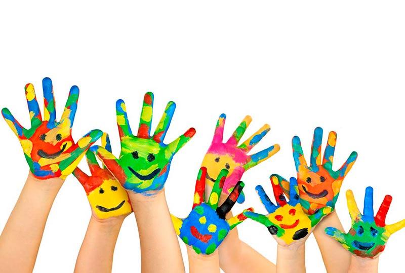 psicologia infantil niños alegria