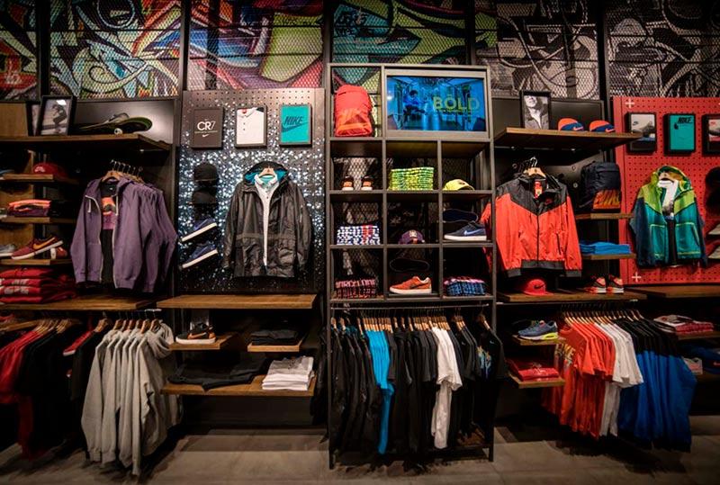 tienda ropa comercio