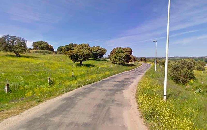 camino vecinal en santa teresa