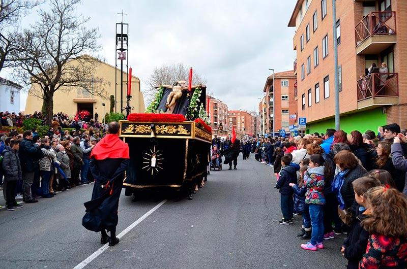semana santa procesion hermandad silencio pizarrales