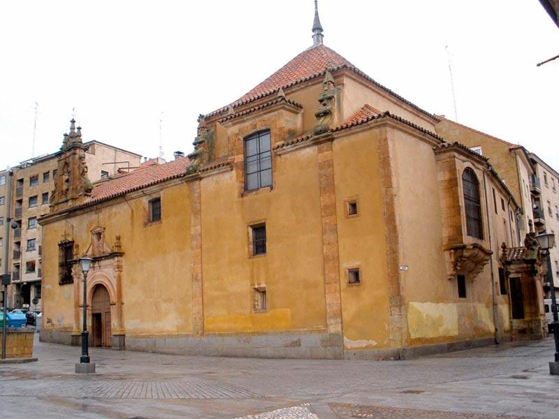 la vera cruz. Salamanca. Exterior