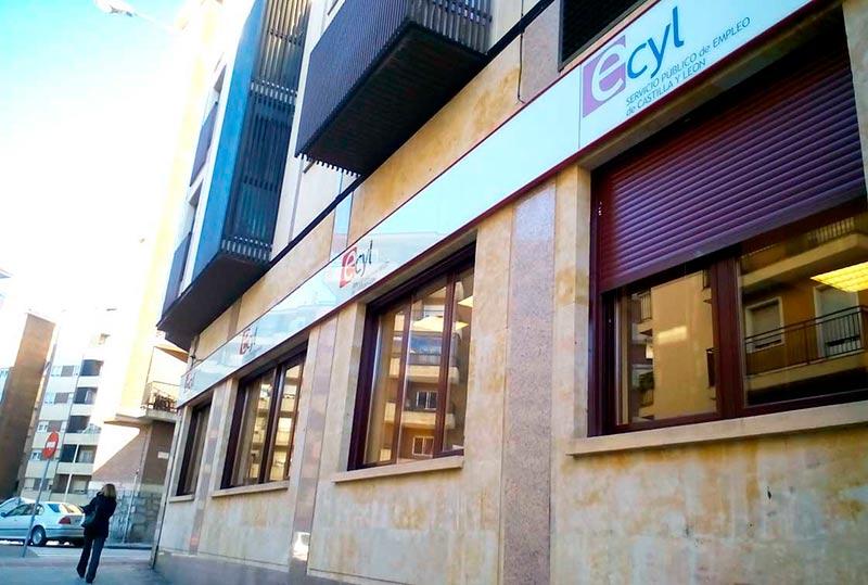 oficina ecyl para desempleo calatañazor san quintin