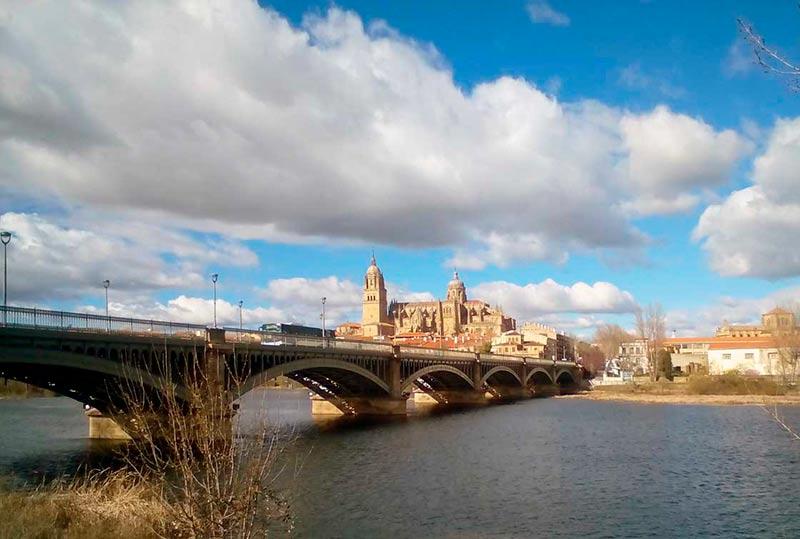 puente enrique estevan rio tormes catedrales 2
