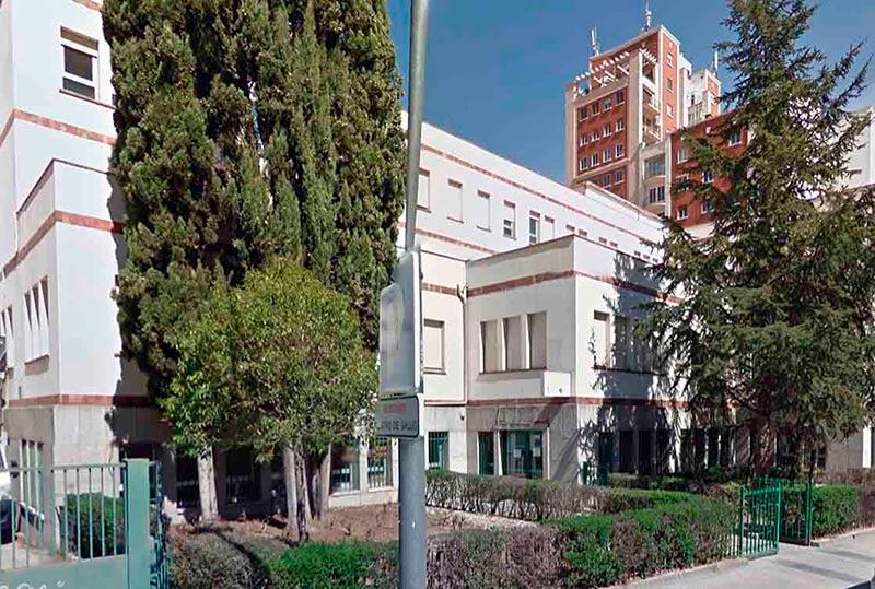 Las urgencias de la alamedilla se trasladan a la calle - Centro de salud san juan ...