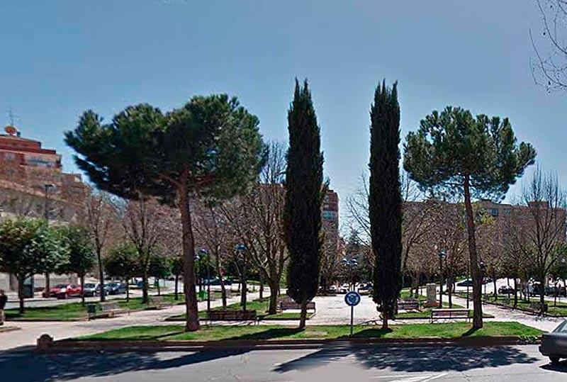 plaza barrio vidal