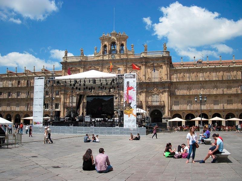 La Asociación Ciudadanos para la Defensa del Patrimonio ha presentado una serie de propuestas para participar en los Presupuestos Participativos del Ayuntamiento de Salamanca.