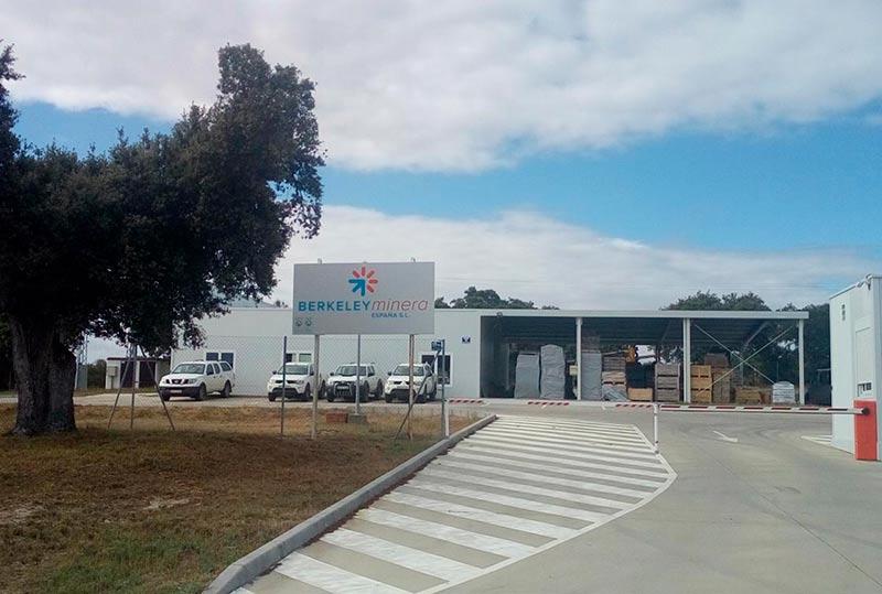 berkeley oficinas uranio mina