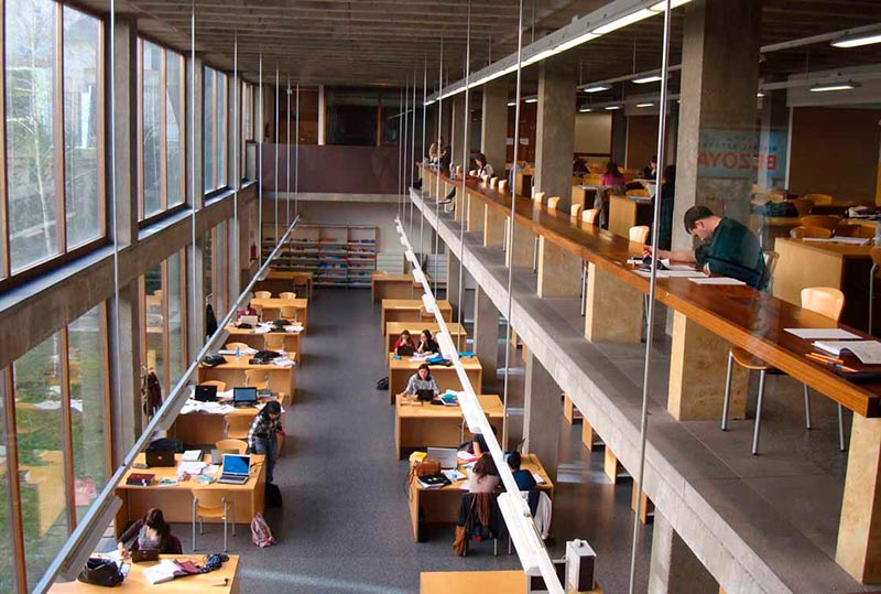 biblioteca abraham zacut