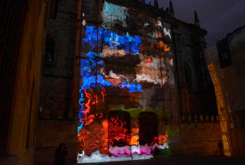 festival luz vanguardias usal universidad