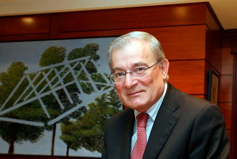 Manuel Azuaga, presidencia de Unicaja.