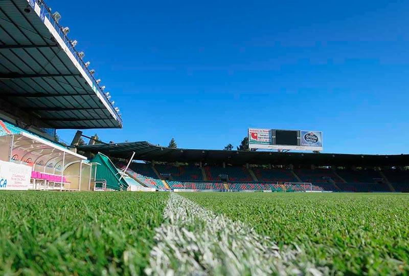 El estadio Helmántico volverá a albergar un partido de alto nivel.