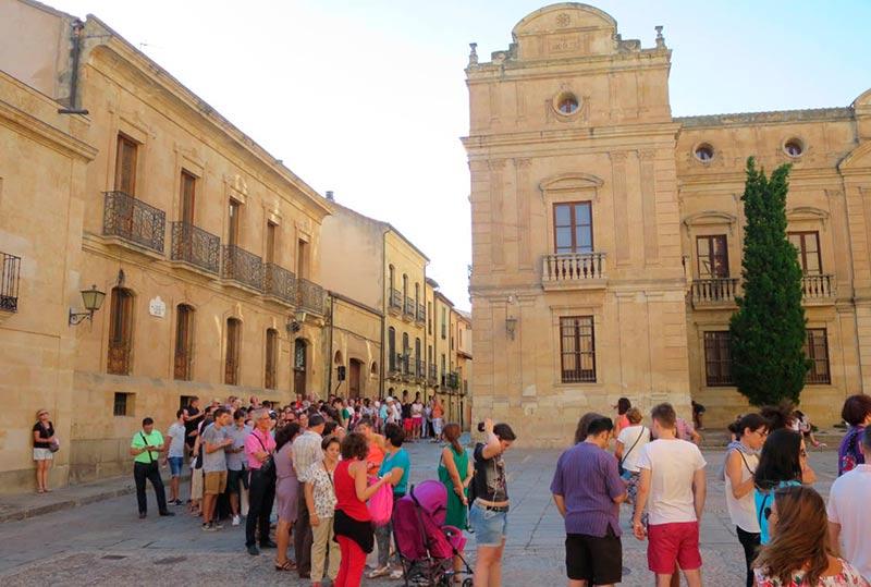 Salamanca celebra el Día Internacional de los Museos con entradas gratuitas en Ieronimus, Scala Coeli, entre otros recintos culturales, el jueves 18.