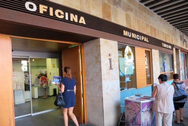 oficina turismo plaza mayor