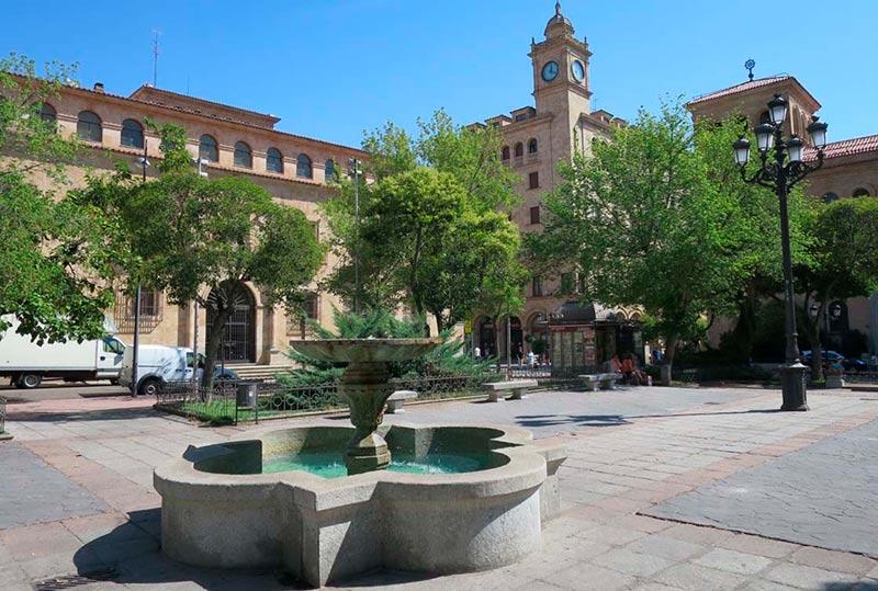 Plaza de los Bandos.