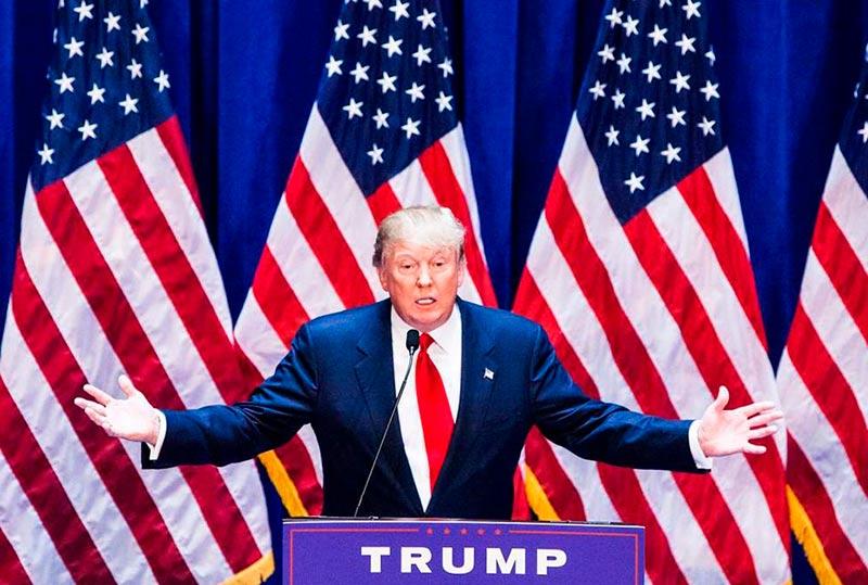Donald Trump.