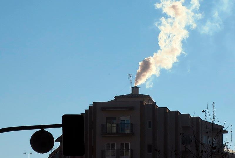 calefaccion de carbon avenida portugal 2 frio invierno