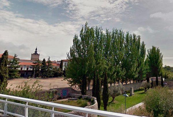 parque fluvial pintadas graffitis