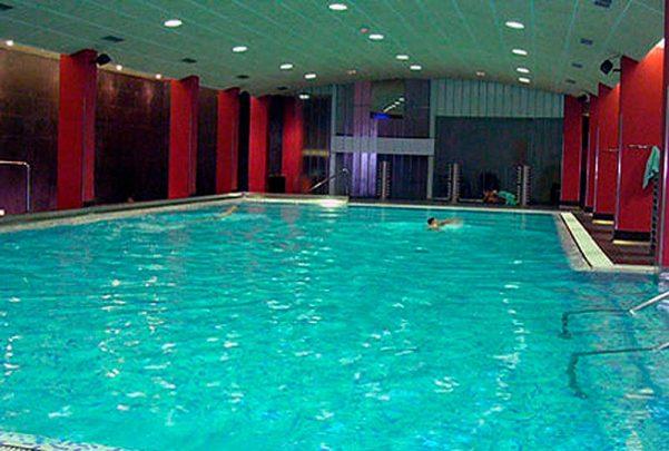 piscina multiusos