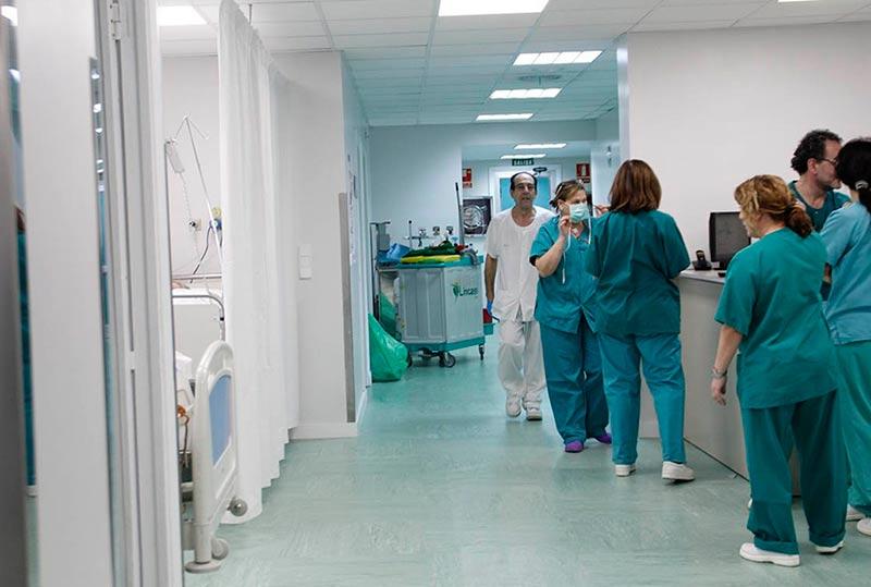 enfermeras sanidad hospital digestivo unidad1