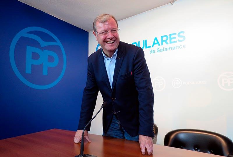 pp silvan y rosa valdeon primarias pp campaña en salamanca 4