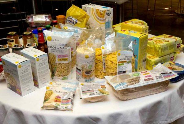 celiacos productos sin gluten marca Special Line
