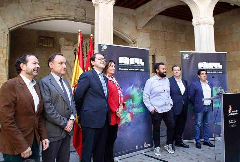 La presentación del Fàcyl 2017.