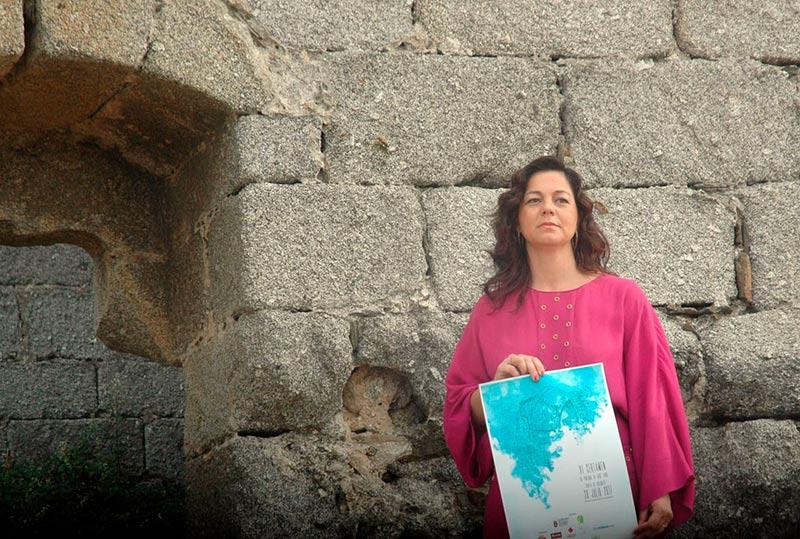 María Jesús Moro, concejala de Cultura.