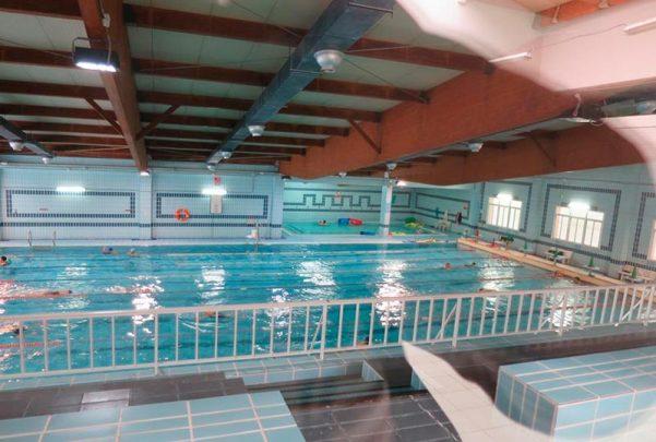 piscina alamedilla