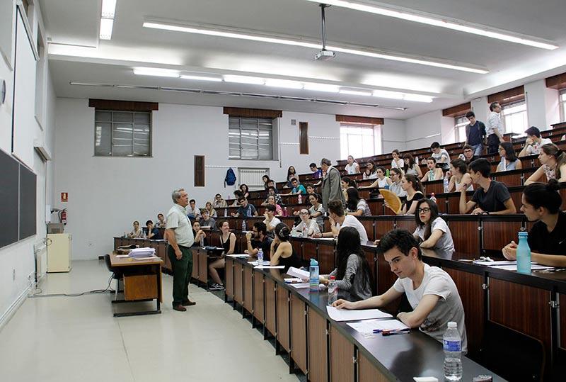 Las pruebas de la EBAU serán del 9 al 11 de junio en Castilla y León.