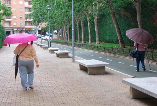 verano paraguas lluvia 2