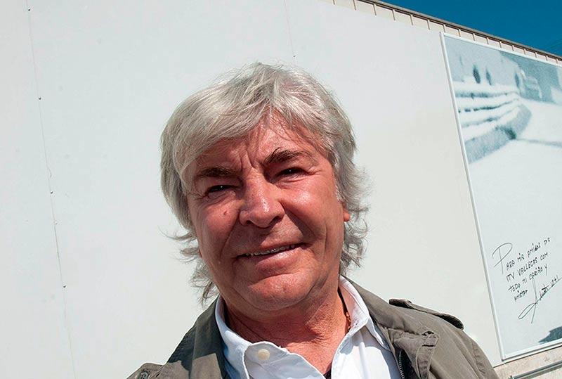 Ángel Nieto.
