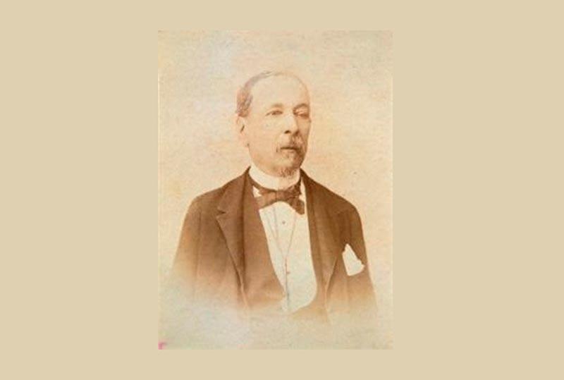 Antonio Machado Núñez.