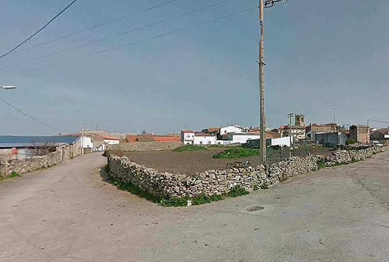 Cercas de piedra en Guadramiro.