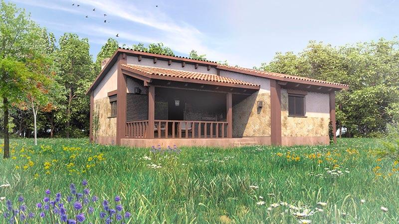 Casas Prefabricadas La Cronica De Salamanca