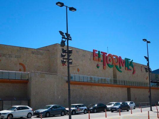 centro comercial tormes