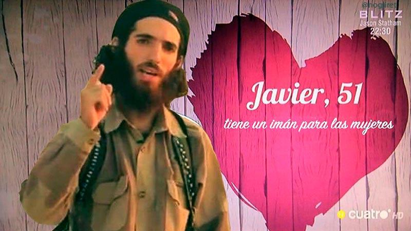 Un meme sobre el yihadista español.