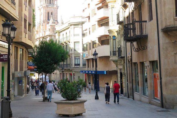 Jardineras calle Toro 3.