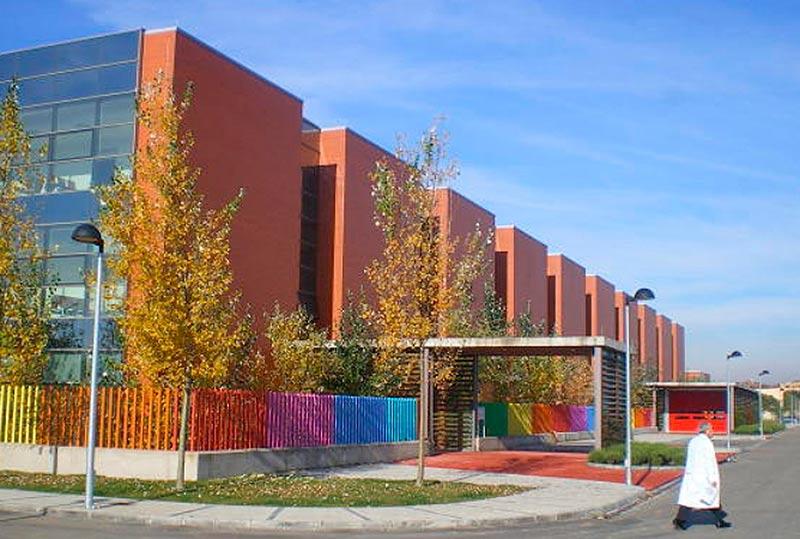 hospital rio hortega