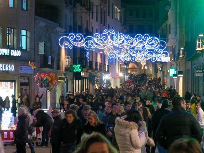 La calle Toro.