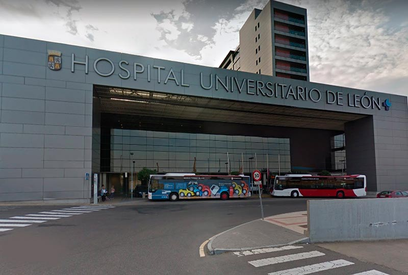 hospital leon