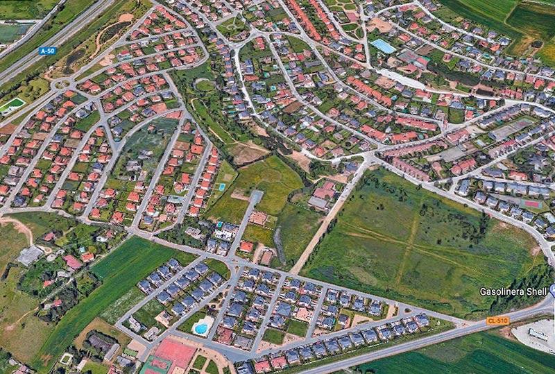 urbanizacion chalets santa marta valdelagua albahonda